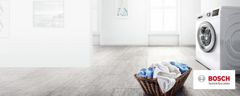 Bosch Waschmaschinen Mit Nachlegefunktion Elektrofachhandel